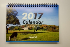 Interprint personalised Calendar