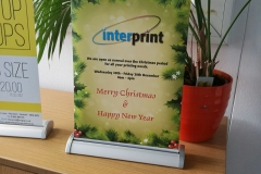 Interprint Pull Ups
