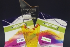 Award Winning Interprint